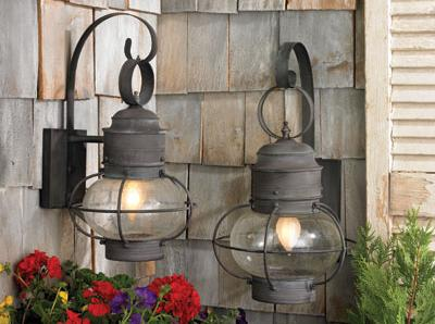 Sag Harbor Lantern Lights From Artistic Lighting