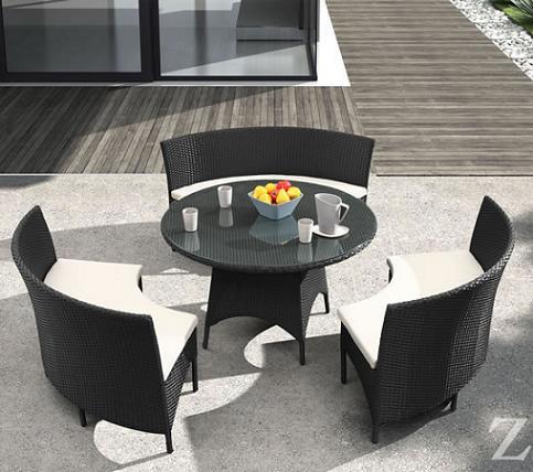 San Sebastian Table Set From Zuo Modern