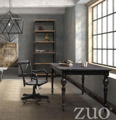Union Square Vintage Office Chair From Zuo Modern