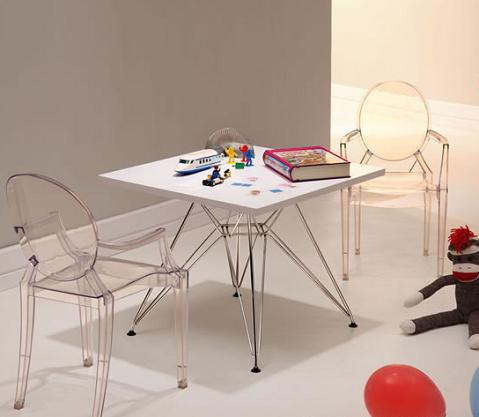 Baby Anime Chair And Wacky Table From Zuo Modern