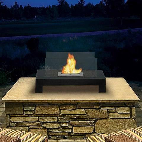 Gramercy Outdoor Anywhere Fireplace