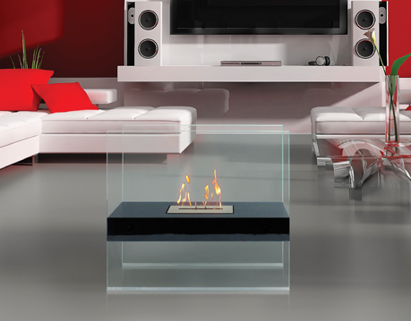 Madison Indoor Outdoor Fireplace From Anywhere Fireplace