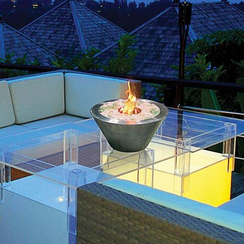Oasis Tabletop Fireplace From Anywhere Fireplace
