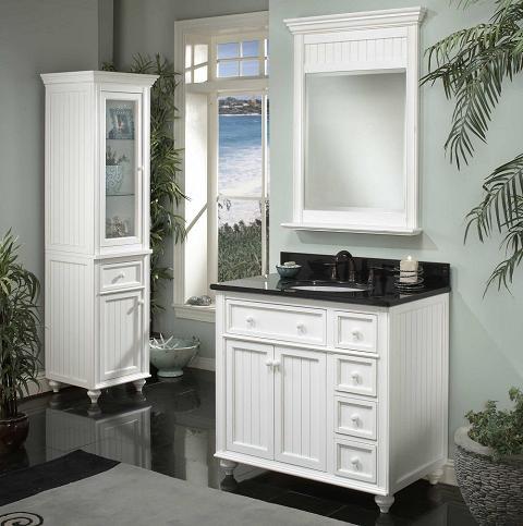 Cottage Retreat Bathroom Vanity From Sagehill Designs