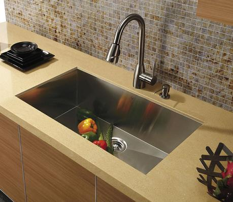 A Simple Guide To The Pros And Cons Of Zero Radius Kitchen Sinks