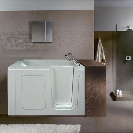 3054 Series Walk In Bathtub From Meditub
