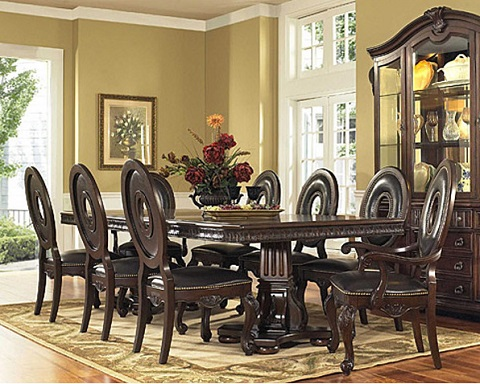 Formal Dining Rooms Are Very Much Back In Vogue, And Are A Must If You Entertain Large Groups Frequently
