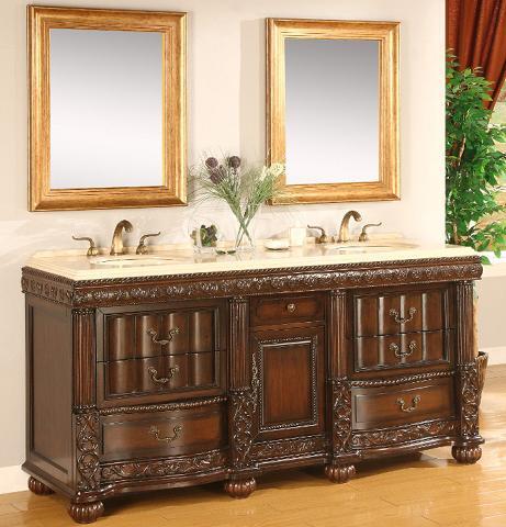 Kendal 72'' Bathroom Vanity From B&I Direct