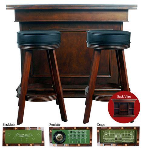 Maverick Game Table Bar Set From AFD