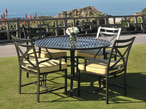 San Michele Dining Set from Caluco