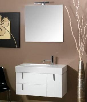 34.9 Bathroom Vanity Iotti NE1 from Enjoy Collection