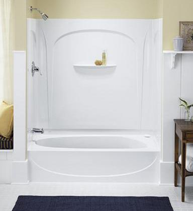 "Acclaim ADA Approved Bathtub With 15"" Apron From Sterling"