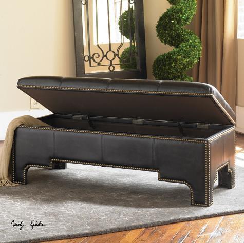 Onika Storage Bench #23112 From Uttermost