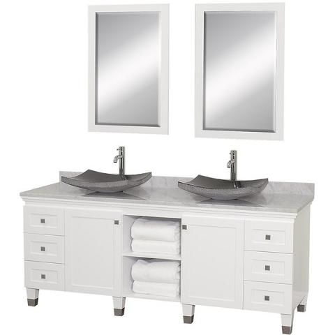 "Premier 72"" Double Vanity From Wyndham Collection"