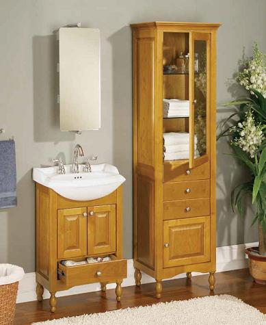 """Windsor 22"""" Bathroom Vanity With Cabinet From Empire Industries"""