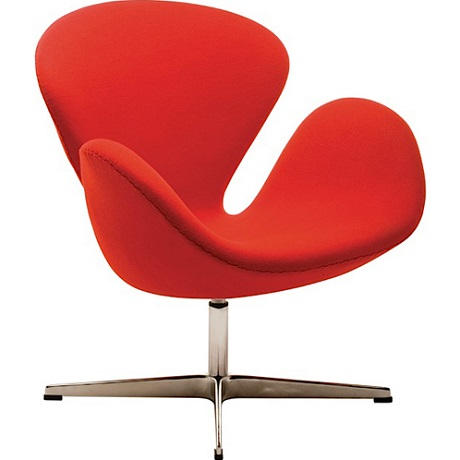 Arturo Swan Chair From Nuevo Living