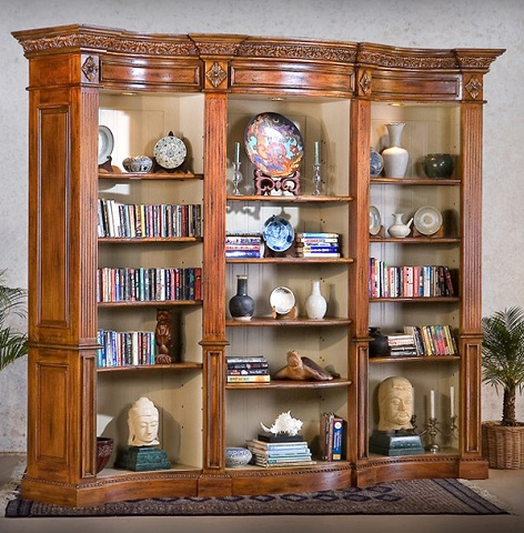 Buckingham Library Bookcase From AFD