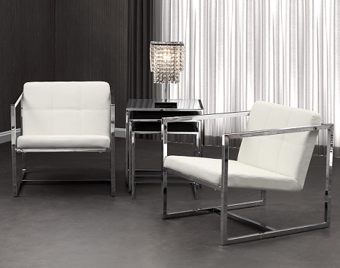 Carbon Selig Style Chairs From Zuo Modern