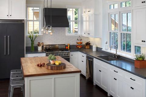 Granite Is Still The Most Popular Material For Kitchen Counters, But Composite Stone And Wood Are Good Alternatives If You Want To Skip The Stone (by Camello Inc)