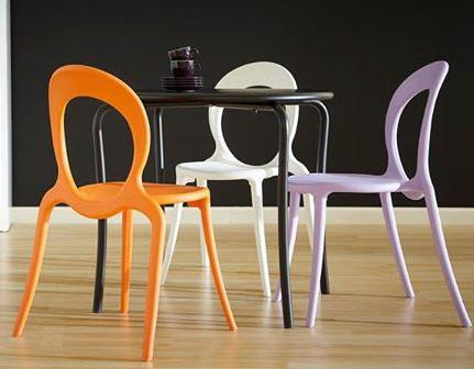Holly Side Chairs From ItalModern