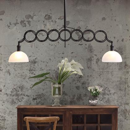 Turn Of The Century Factory Style Lights Like This Jade Pendant From Zuo Modern Add A Touch Of Whimsy And A Practical, Old Fashioned Look And Feel