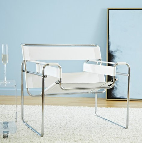 Wassily Style Chair From ItalModern