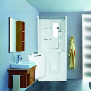 Walk in bathtubs and seated showers, along with other age in place features, can enable you to remain in your home unaided, even with limited mobility