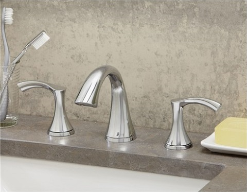 Splurging on a really nice faucet will set a more elegant, finished tone for the bathroom as a whole
