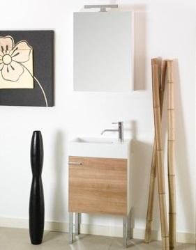 20.7 Bathroom Vanity Iotti LA2 from Lola Collection