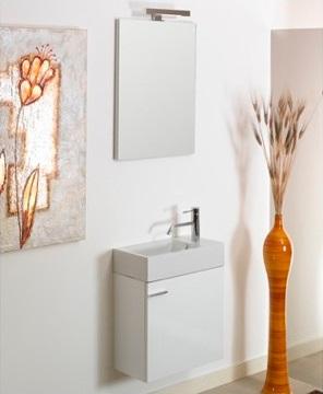 20.7 Bathroom Vanity Iotti LA4 from Lola Collection