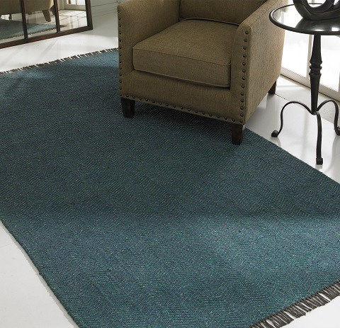 Cascadia 5x8 Cotton Rug From Uttermost