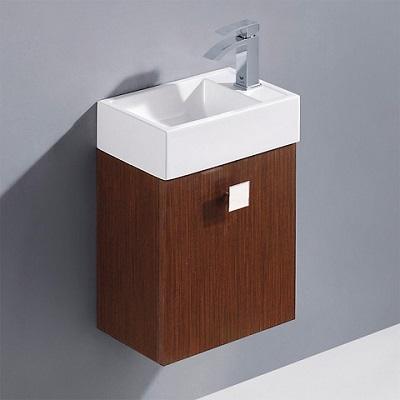 """Marina 16"""" Single Bathroom vanity From Vigo"""
