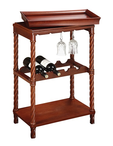 Piccadilly Wine Cart From Sterling Lighting
