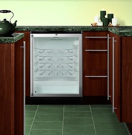 Summit SWC6GBLBISH Under Counter Wine Refrigerator