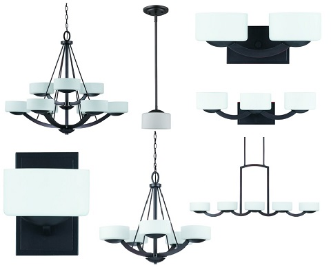 Viking Lighting Collection From Triarch International