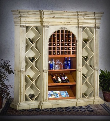 Wine Cellar Wall Unit From AFD