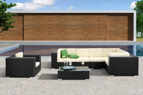 Cartagena Outdoor Sectional Set From Zuo Modern