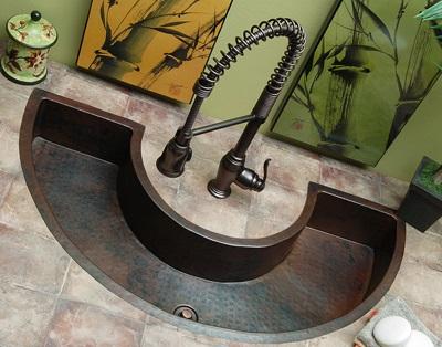 Yukon Trough Sink From Sierra Copper