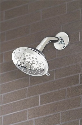 Florin 5 Functon Shower Head D460035 From Danze
