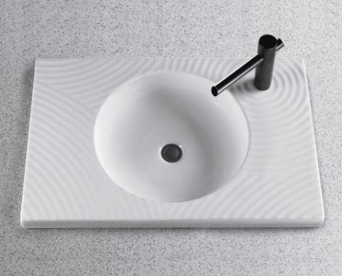 Ryohan LT987G Drop In Bathroom Sink From Toto
