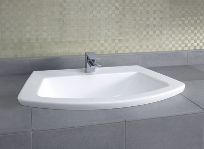 Soiree LT963 Drop In Sink From Toto