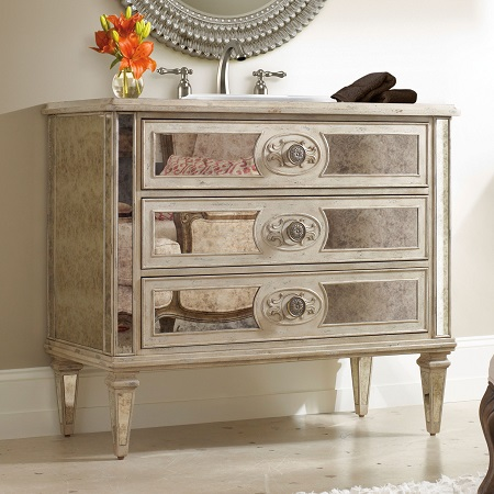 """Olivia 42"""" Vanity Set 11.22.275542.26 From Cole and Co"""
