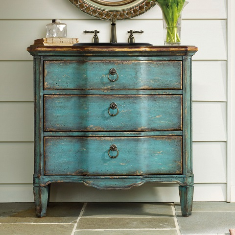 "Buckner Hall 32"" Bathroom Vanity Chest 11.22.275532.38 from Cole and Co"