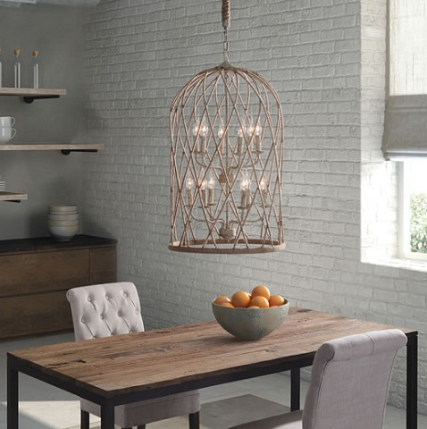 Coal Ceiling Lamp 98335 From Zuo Modern