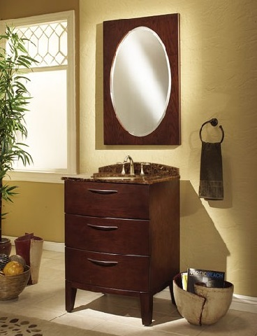 "Urban Loft 30"" Bathroom Vanity Cabinet UL3021D-MLD From Sagehill Designs"