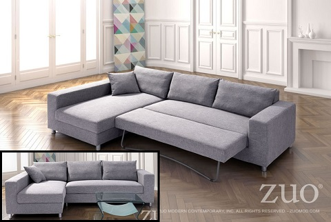 Unique Modern Futons For A More Stylish Sofa Sleeper