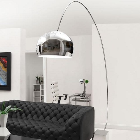Arc Lamps A Cool Modern Twist On The