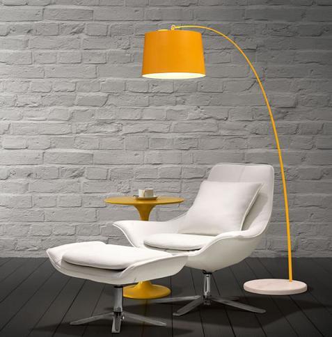 Twisty Floor Lamp fom Zuo Modern 50064