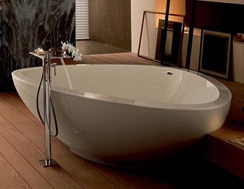 Hansgrohe AXOR MASSAUD 18950000 Freestanding Tub