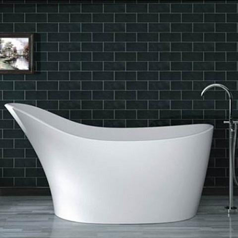 PietraStone 30 x 67 Freestanding Bathtub VZ6730CDSXLWXX from Venzi